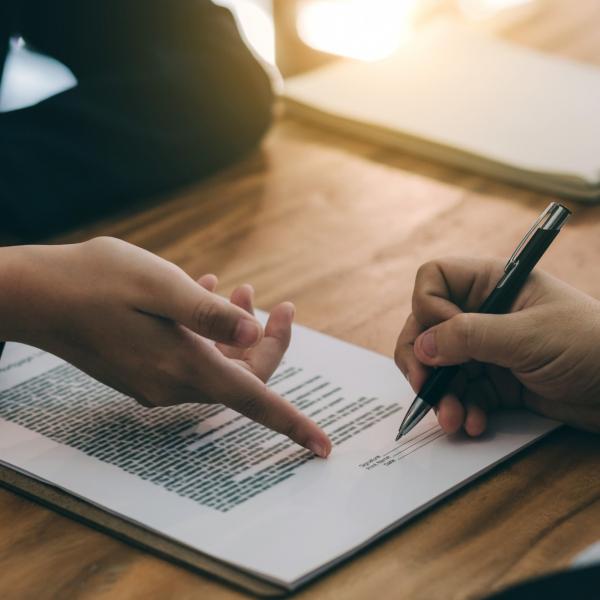 Vereffening-verdeling na echtscheiding